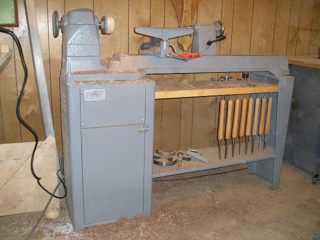 delta wood lathe